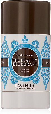 The Healthy Deodorant, Lavanila, 2 oz Vanilla Coconut