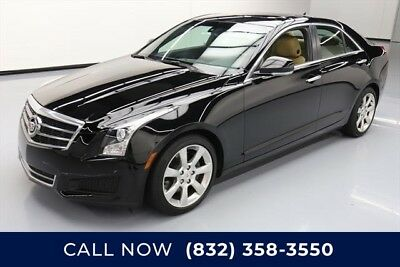Cadillac ATS 2.0T Luxury Texas Direct Auto 2014 2.0T Luxury Used Turbo 2L I4 16V Automatic RWD Sedan Bose