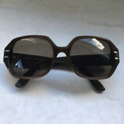 Authentic Chloe Sunglasses CL2112 135 Glasses Brown // Free Shipping