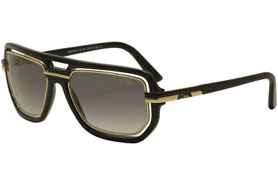 8fc031de916 CAZAL LEGENDS MEN S 8036 001 Black Gold Fashion Square Sunglasses ...