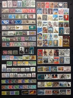 Ireland, A Selection Of 183 Used Stamps.