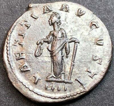 Superb - Probus AE Silvered Antoninianus. Ancient Roman Imperial Coin.