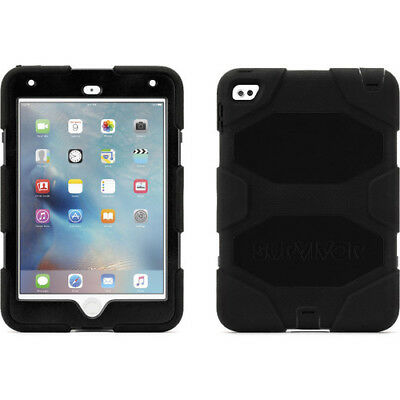 Griffin Survivor All-Terrain Military Case - Kick Stand for iPad Air, 9.7 (2017)