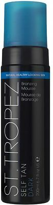 Self Tan Dark Bronzing Mousse, St.Tropez, 200 ml