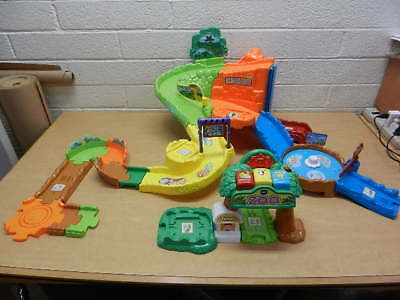 Vtech Go Go Smart Animals Zoo Explorers Play Set Replacement Parts