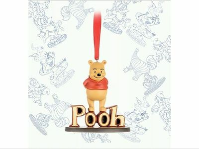 Art of Disney Animation WINNIE THE POOH LE 1000 Sketchbook Ornament May 2016