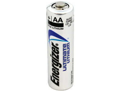 4 2 X New Genuine Energizer Ultimate Lithium AA AAA CR2032 Batteries 2026 expiry