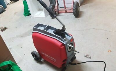 Rothenberger R 750 Drain Cleaning Machine
