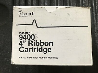 "Monarch 9400 4"" Ribbon Cartridge"