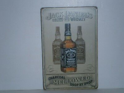 JDOTMS1 Jack Daniel's Old No 7 Metal Sign 30 cm H X 20 cm W New