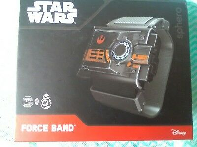 Star Wars Sphero Force band, for use with BB-8, BB-9E, R2-D2 Free post AU Stock
