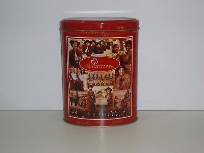 T1453 90TH Anniversary Guides in Victoria Empty Biscuit Tin