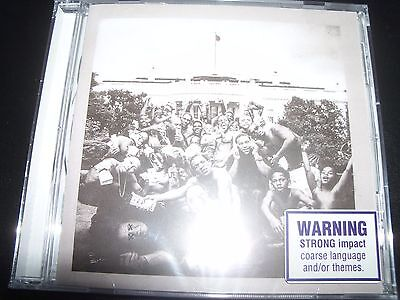 KENDRICK LAMAR To Pimp A Butterfly (Australia) CD - NEW