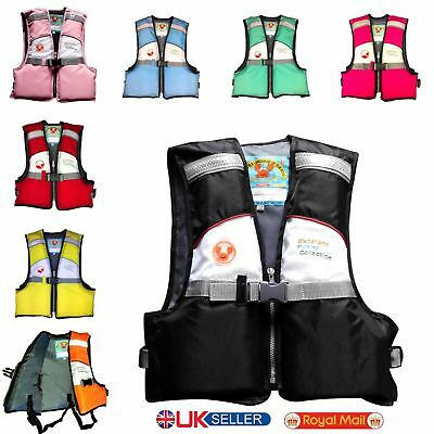 e37d286aebc Kids Child Baby Boys Girl Life Jacket Vest Swimming Floating Buoyancy Aid  Vest