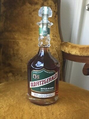 Old Fitzgerald 11 Years Old Bourbon Whiskey