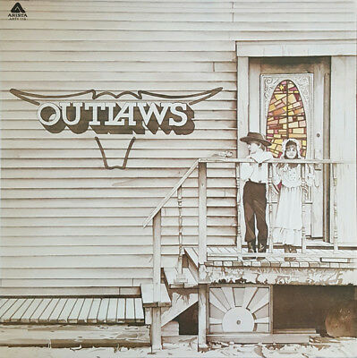 The Outlaws - Same LP 1975 UK first Press