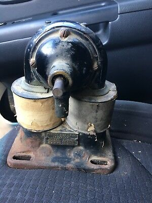 1899 Era Antique Western Electric Bipolar Utility MOTOR G-1 Estate Original NR