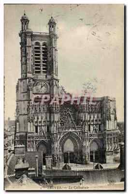 TRoyes CPA La cathedrale