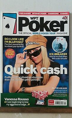 WPT - World Poker Tour Magazine #25
