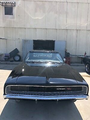 1968 Dodge Charger  1968 Dodge Charger Big Block 4 speed Hemi 440 426 1969 1970 1971 nos Mopar Cuda