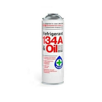 XADO AUTOMOBILE REFRIGERANT R-134a & Oil A/C  air conditioners R 134a 500 ml