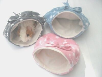 ***guinea Pig Bed Rat,snuggle Pouch Cuddle Cup Pod Boned For Easy Access***