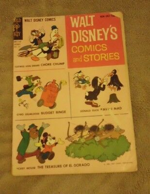 WALT DISNEY'S COMICS AND STORIES (1962 Series)  (GK) #265 Good Comics Book