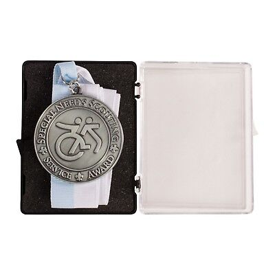 Boy Scout Official Special Needs Scouting Service Award Medal w Presentation Box