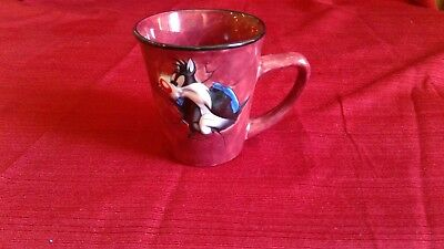Looney Tunes 3D Sylvester Coffee Cup