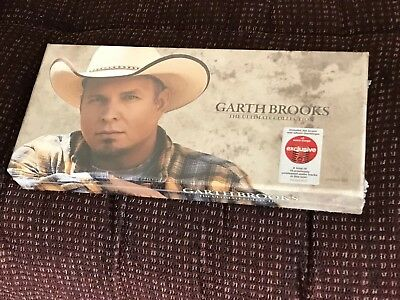 New - Garth Brooks - 10 CD Disc Set -The Ultimate Collection - Factory Sealed