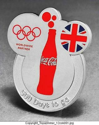 London 2012 Olympic Pins 2012 London England Uk Swimming Mens Ge Sponsor Butterfly