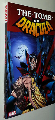TOMB OF DRACULA VOLUME 3  (Marvel 2011 TPB SC TP GN Color ~ Wolfman / Colan) VF+