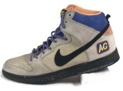 "buy online adc8a 82f3a Nike SB Dunk High Premium ""Acapulco Gold"" US 10 313171-207"