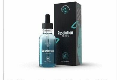 Iaso RESOLUTION Diet Drops -TLC Weight Loss Energy Metabolism Super Day SALE!