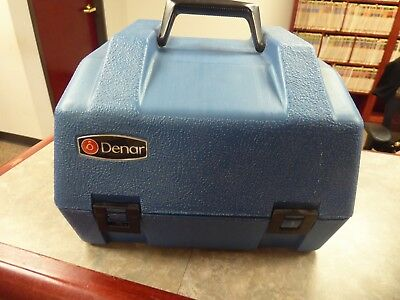 Used Denar Articulator Case Excellent Condition