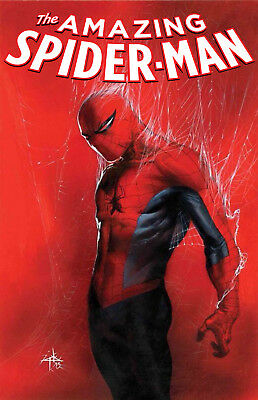 Amazing Spider-Man 800 1:25 Gabriele Dell Otto Variant Legacy 8.5-9.4 Condition