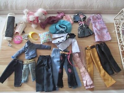 DOLL CLOTHES brats and monster high