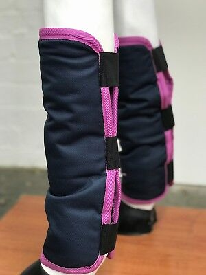Axiom Navy Floating Boots - Set Of Four