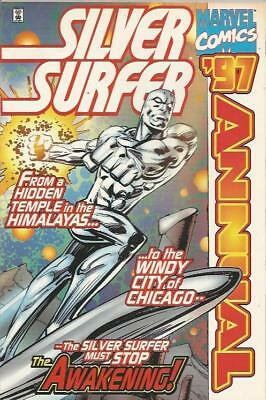 SILVER SURFER ANNUAL (1997) - Back Issue (S)
