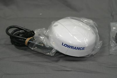 LOWRANCE POINT-1 GPS/HDG ANTENNA NEW WITHOUT PACKAGE 000-11044-01 000-110xx-001