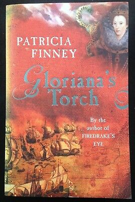 Glorianas Torch, Finney, Patricia, Used; Very Good Condition FREE UK POST