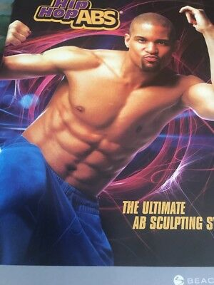 Hip Hop Abs Shaun T Fitness Dvd Set 3 Dvds Body Burn Cardio Thighs Training Fit