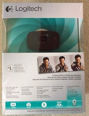 Logitech Webcam C525 Model New In Box
