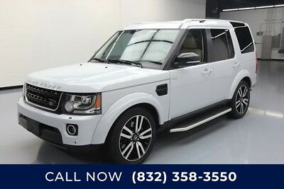 Land Rover LR4 HSE LUX Texas Direct Auto 2016 HSE LUX Used 3L V6 24V Automatic AWD SUV Premium