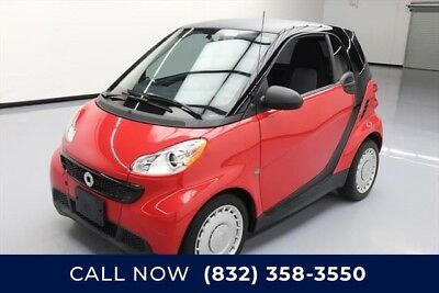 Smart Fortwo pure 2dr Hatchback Texas Direct Auto 2015 pure 2dr Hatchback Used 1L I3 12V Automatic RWD Coupe