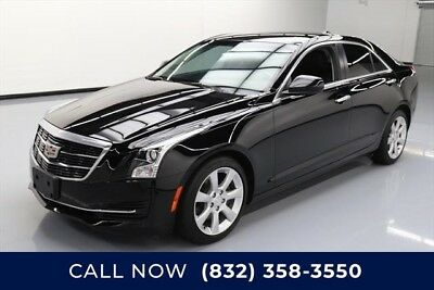 Cadillac ATS 2.0T Texas Direct Auto 2015 2.0T Used Turbo 2L I4 16V Automatic RWD Sedan Bose OnStar