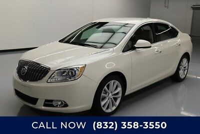 Buick Verano Leather Group Texas Direct Auto 2015 Leather Group Used 2.4L I4 16V Automatic FWD Sedan Bose