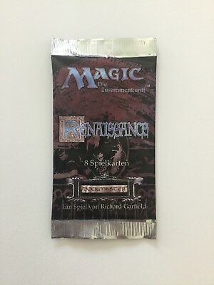 Magic: The Gathering - Booster Renaissance deutsch 1995 *OVP*