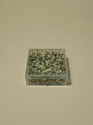"2x2x0.25"" Box Filled With Genuine Shredded US Currency Money Novelty Desk Topper"