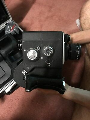 Mint condition CANON Zoom DS 8 with case and original box